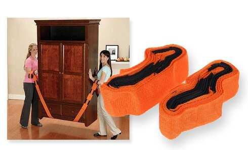 obrázek Popruhy na stěhování nábytku