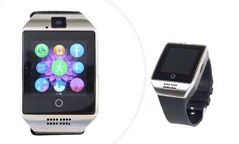 obrázek Chytré hodinky - hranaté