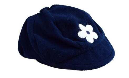 obrázek Dětská kšiltovka fleecová modrá 52,54