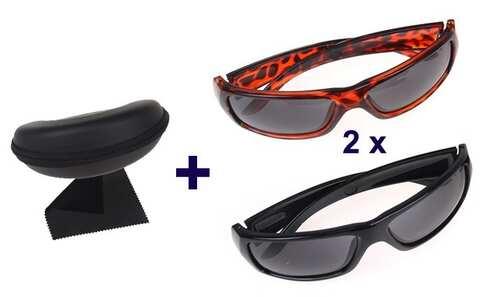 obrázok Polarizačné slnečné okuliare pre vodičov