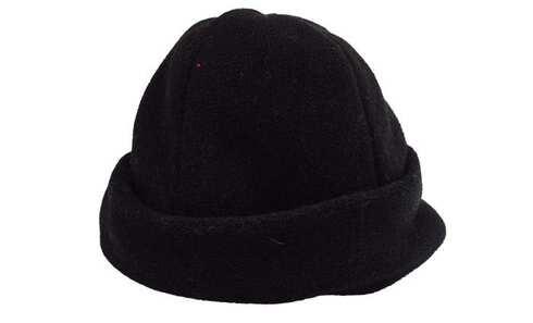 obrázek Čepice zimní fleecová černá
