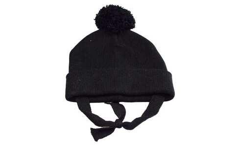 obrázek Čepice dětská zimní černá