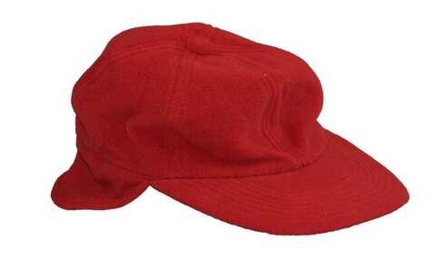 obrázok Šiltovka fleecová červená