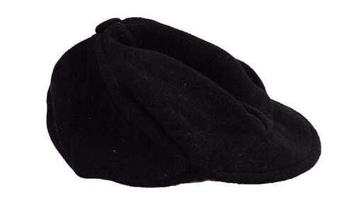 obrázek Kšiltovka fleecová černá