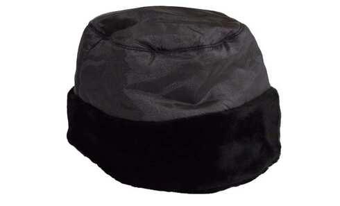 obrázek Klobouk černý s lemem