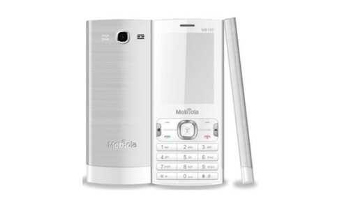 obrázek Mobilní telefon Mobiola MB150 Dual SIM, bílý