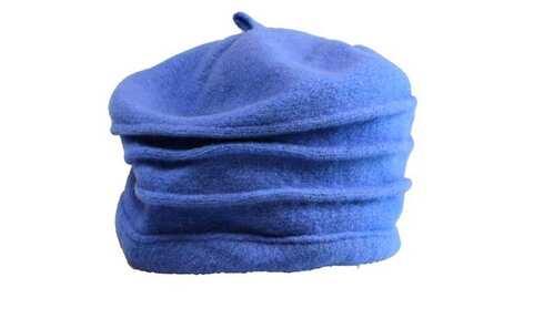 obrázek Klobouk vlněný modrý