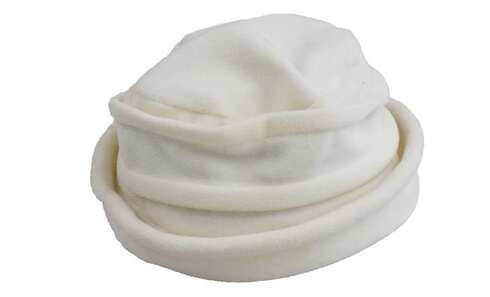 obrázok Klobúk zimný biely
