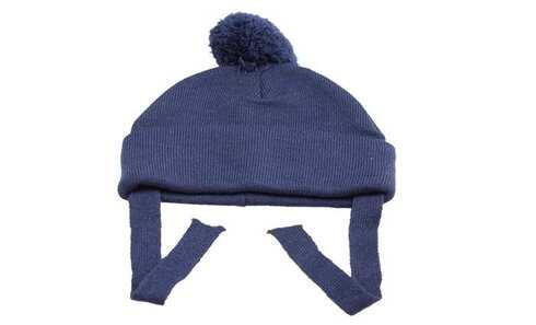 obrázek Čepice dětská zimní modrá