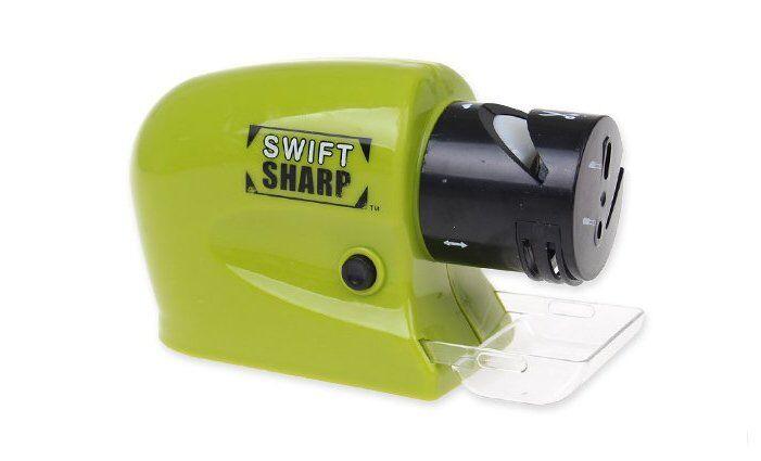 Elektrický brousek nožů na baterie