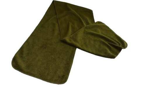 obrázok Šál tmavo zelený