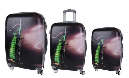 obrázok Sada 3 kufrov (Dubaj)