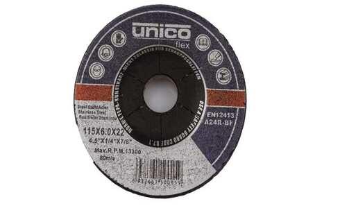 obrázek Brusný kotouč Unico Flex 115x6.0x22 - 1ks