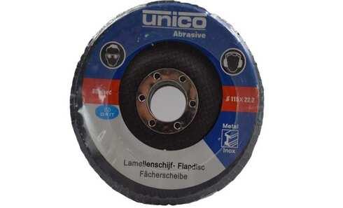 obrázek Lamelový kotouč 115x22,2mm/ ZA60/ 5 ks