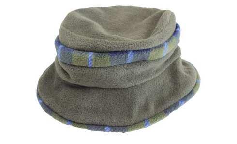 obrázek Klobouk fleecový zelený