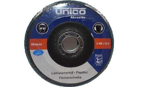 obrázek Lamelový kotouč 125x22,2mm/ A120/ 5 ks