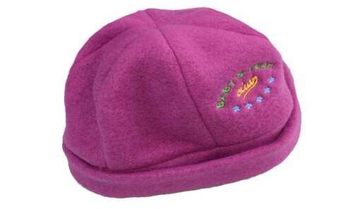 obrázek Čepice dětská zimní fialová