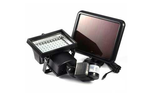 obrázok Integrované LED solárne osvetlenie 60 LED