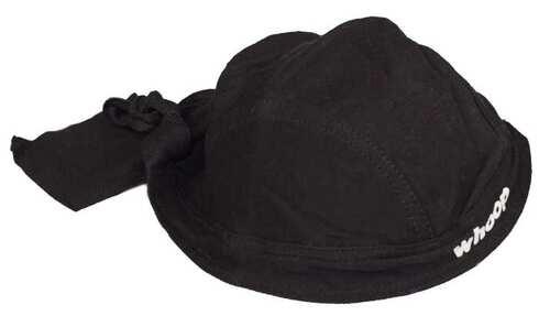 obrázek Šátek s nátylkem černý