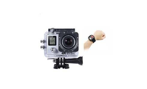 obrázok  Kamera sports wifi s ovládačom a dvoma displejmi
