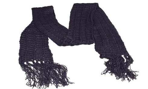 obrázok  Šál pletená