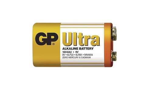 obrázek Alkalická baterie 6LF22 9V GP Ultra B1951