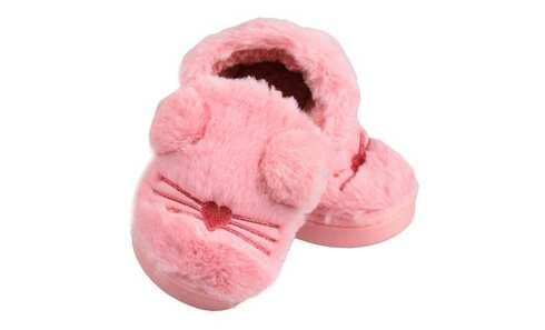 obrázek Dětské bačkory růžové