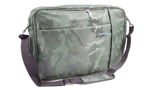 obrázek Brašna/batoh na notebook zelený maskáč
