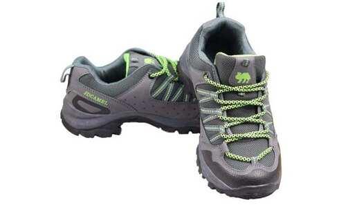 obrázek Trekové boty šedozelené vel.40