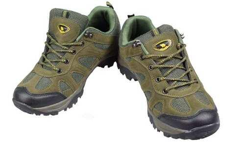 obrázek Trekové boty zelené vel.42