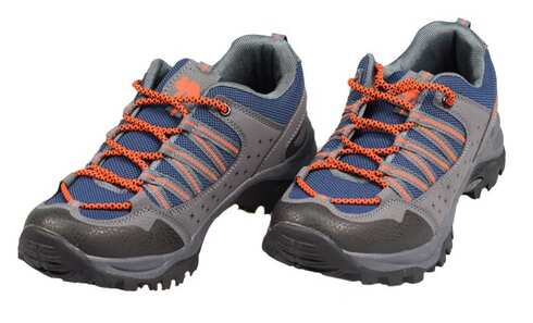 obrázek Trekové boty modrošedé vel.40