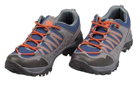 obrázek Trekové boty modrošedé vel.42