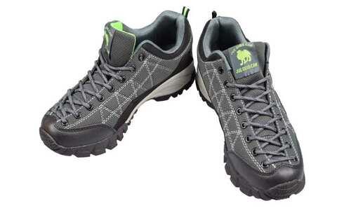 obrázek Trekové boty šedé vel.40