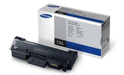 obrázek Cartridge SAMSUNG MLT-D116L ELS, černá