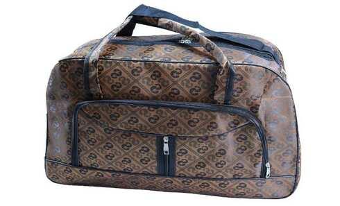obrázek Cestovní taška hnědá