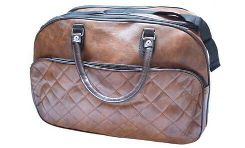 obrázek Cestovní taška tmavě hnědá