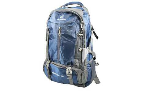 obrázek Hosen batoh outdoorový modrý 65l