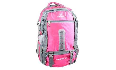 obrázek Hosen batoh outdoorový růžový 65l