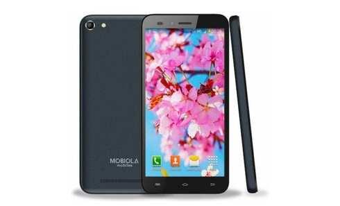 obrázek Mobilní telefon MOBIOLA eON 50 Quad 16