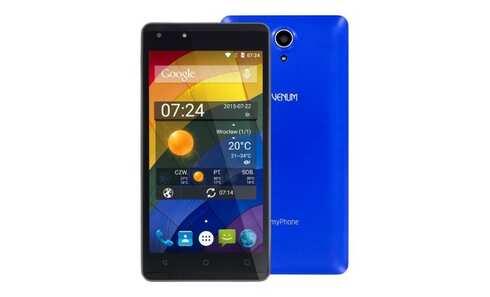 obrázek Mobilní telefon MYPHONE Venum, modrý