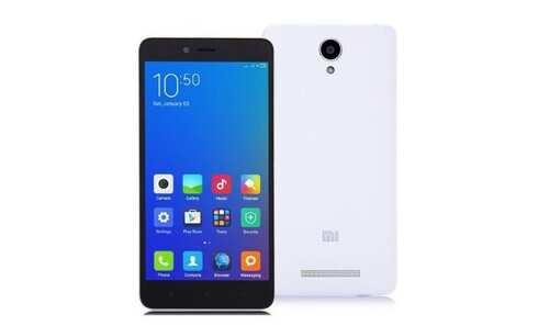 obrázek Mobilní telefon XIAOMI Redmi Note 2 16 GB, bílý