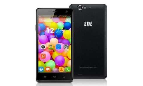 obrázek Mobilní telefon THL 5000 DualSIM, černý