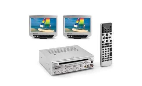 obrázek Přenosný DVD přehrávač Lenco MES 208