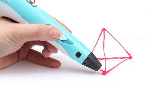 obrázek 3D pero