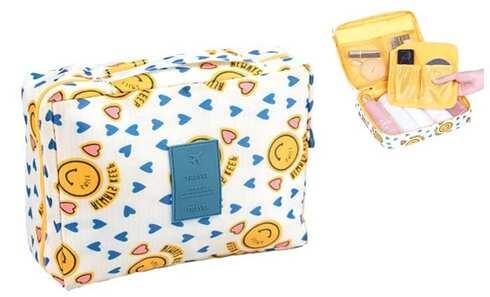 obrázok Kozmetická taška Travel smile