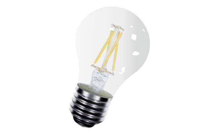 LED žárovka 3,5 W E27 denní bílá