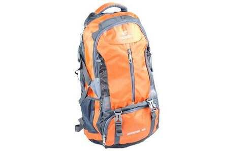 obrázek Hosen batoh outdoorový oranžový 65l