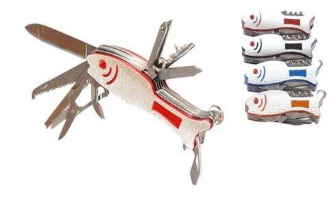 obrázek Nůž kapesní skládací rybička