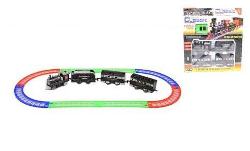 obrázek Sada vláčků Express train