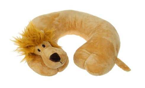 obrázek Cestovní polštářek lev